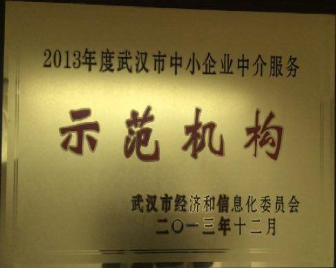 行隆咨询收到武汉市政府嘉奖