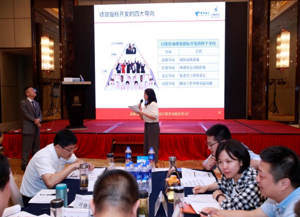 中国电信《绩效考核与管理》辅导-1