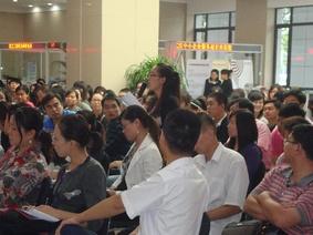 行隆咨询为众多企业绩效管理培训现场